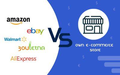 Marketplace VS Regular E-commerce